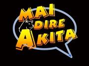 Mai dire Akita logo piccolo