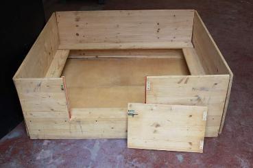 La gravidanza baubaunews for Box parto per cani